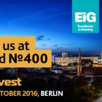 Meet Betinvest in Berlin at EIG 2016