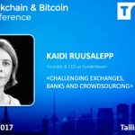 Blockchain will fundamentally transform exchange business – Funderbeam CEO Kaidi Ruusalepp