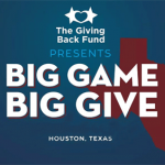 The Giving Back Fund holds 8th annual Big Game Big Give Event at Super Bowl Li