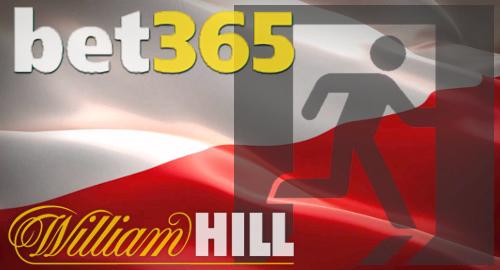 bet365-william-hill-exit-poland-gambling-market