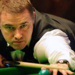 BetStars sponsor Stephen Hendry in snooker's seniors world championship