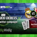 Bitcoin sportsbook Sportsbet.io giving away tickets to El Clasico