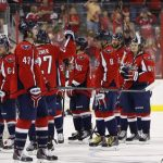 Capitals atop Stanley Cup odds over Blackhawks, Wild, Penguins