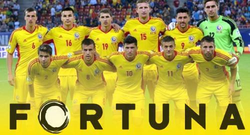 Romanian Soccer Team Fortuna new spo...