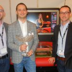 Karma automated roulette with virtual dealer won the Product of the Show award