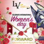 LVbet supports International Womens' Day and FORWARD