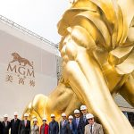 MGM Cotai gets new name and 38-ton, gold-plated lion mascot