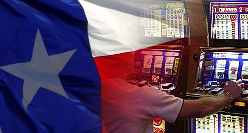 Gambling legislation in texas