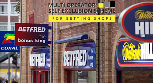 UK betting shop self-exclusion program proving effective