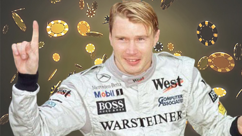 Unibet sign Mika Häkkinen; O'Kearney & Lappin ready for a new Chip Race