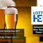 VIGE2017 announces Lotto Hero as networking breaks – Beer sponsor during VIGE seminars