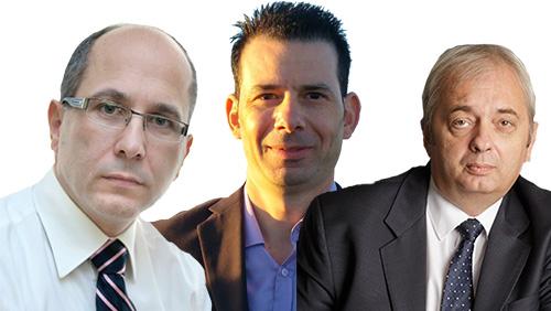 VIGE2017 Uploads new set of speaker profiles, Ian Bradley, Maayan M. Dana, Assaf Stieglitz, Zoran Puhac and Nikos Roumnakis