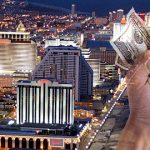 Atlantic City casinos boosted by hot tables, online gambling