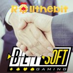 Betsoft Gaming signs partnership deal with Rollthebit