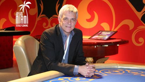 Ed Roberts underlines the importance of Juegos Miami