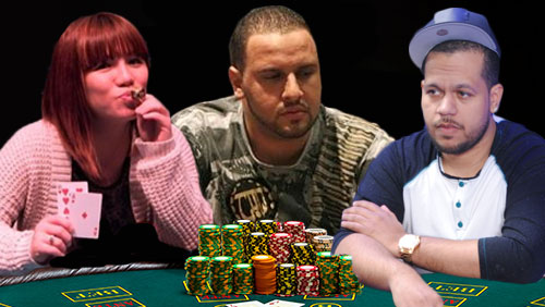 Live Tournament Wins for Jose Montes, Vanessa Truong, and The Grinder