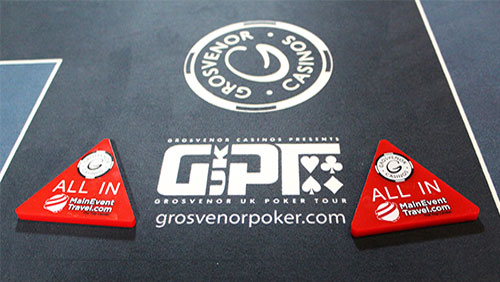 Main Event Travel partner with Redtooth Poker Tour