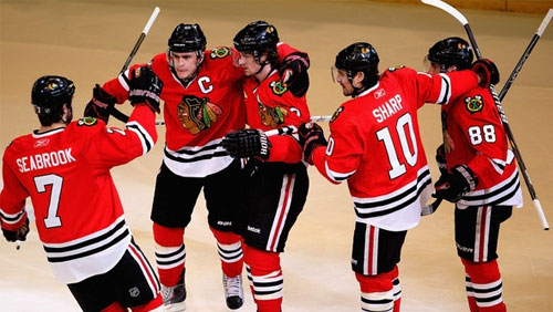 NHL Playoff Betting Preview: Blackhawks Stanley Cup Odds Favorites
