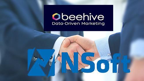 NSoft chooses Beehive's data-driven marketing platform