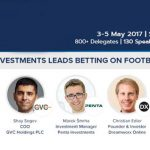 Penta Investments leads Betting on Football panel on investment opportunities within the betting industry