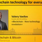 Valery Vavilov, CEO of the legendary BitFury Group to report at Blockchain & Bitcoin Conference