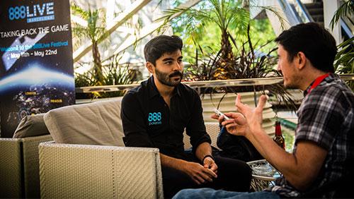 888Poker's Bruno Kawauti on solidarity, startups, and service