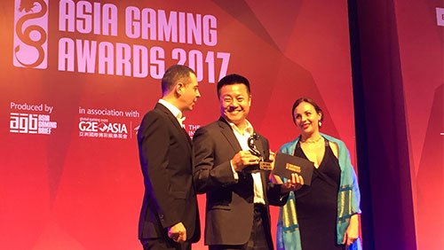 Asia Gaming Awards 2017 winners announced