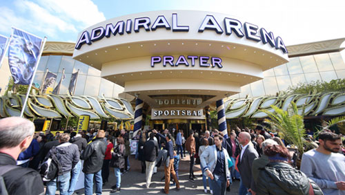 ADMIRAL opens Europe's largest sports bar