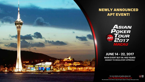 APT Macau 2017 coming in June!