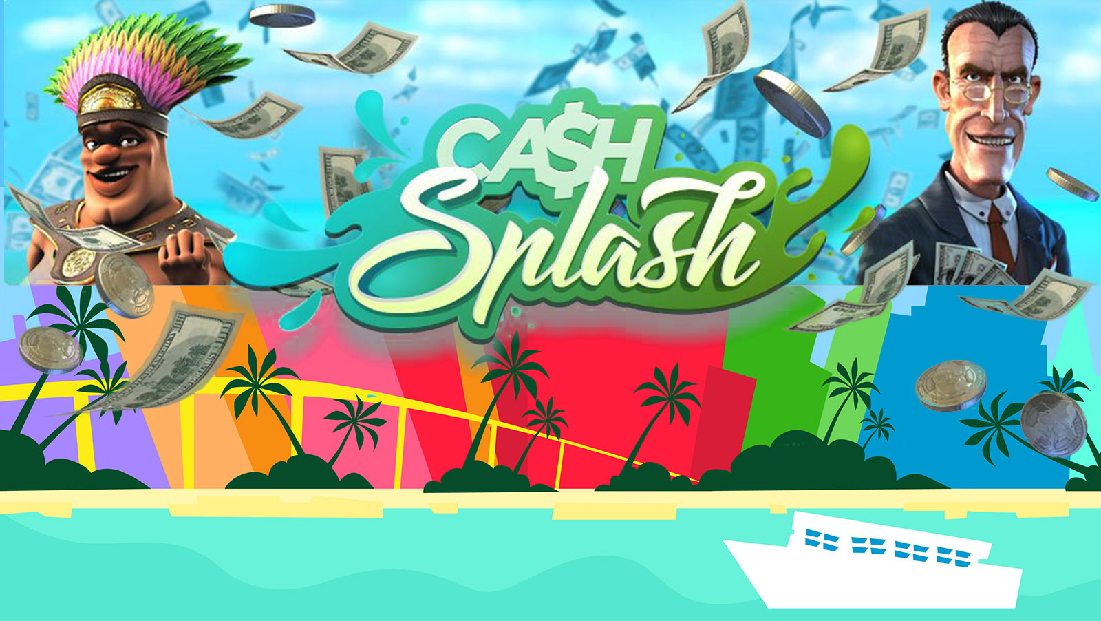 Betsoft's Cash Splash Network Promotion Raffle a Broad Success