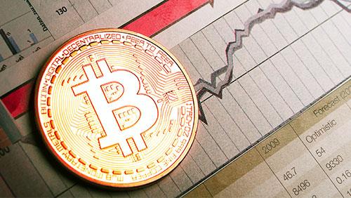 Bitcoin price crosses $1,700 threshold over talks of blockchain's 'potential'