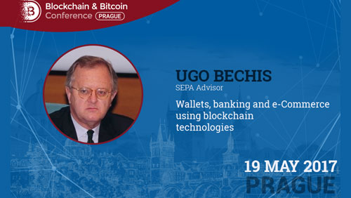 Blockchain opportunities in the EU payments space will be discussed at Blockchain & Bitcoin Conference Prague