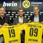 Bwin sponsor Dortmund football; 'Bwin' busted in Cambodia