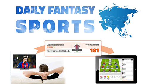 Daily fantasy sports making its way to Asia