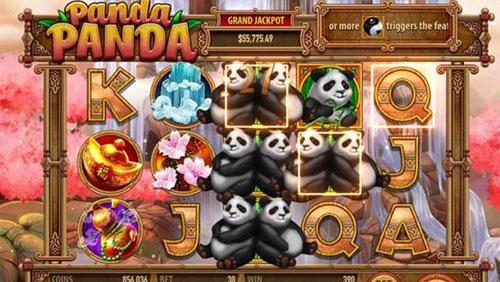 Double trouble with Habanero's Panda Panda