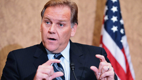 Ex-Rep. Mike Rogers a betting favorite to become next FBI director