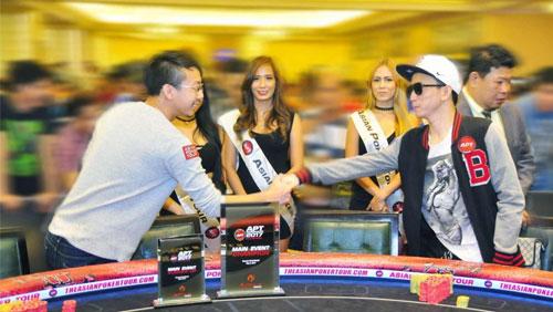Filipino pro Mike Takayama champions the Main Event! HR winner Yong claim second trophy