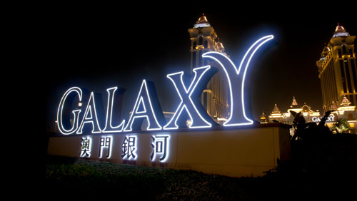 Galaxy Entertainment Q1 revenue up 5%