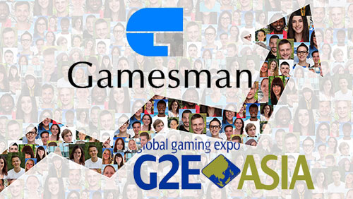Gamesman look to continue success story at G2E Asia