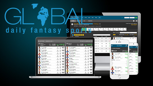GLOBAL DAILY FANTASY SPORTS INC. ACQUIRES MONDOGOAL ITALY'S LARGEST DFS SERVICE PROVIDER, RENEWS AGREEMENT WITH OPERATORS LOTTOMATICA & SISAL