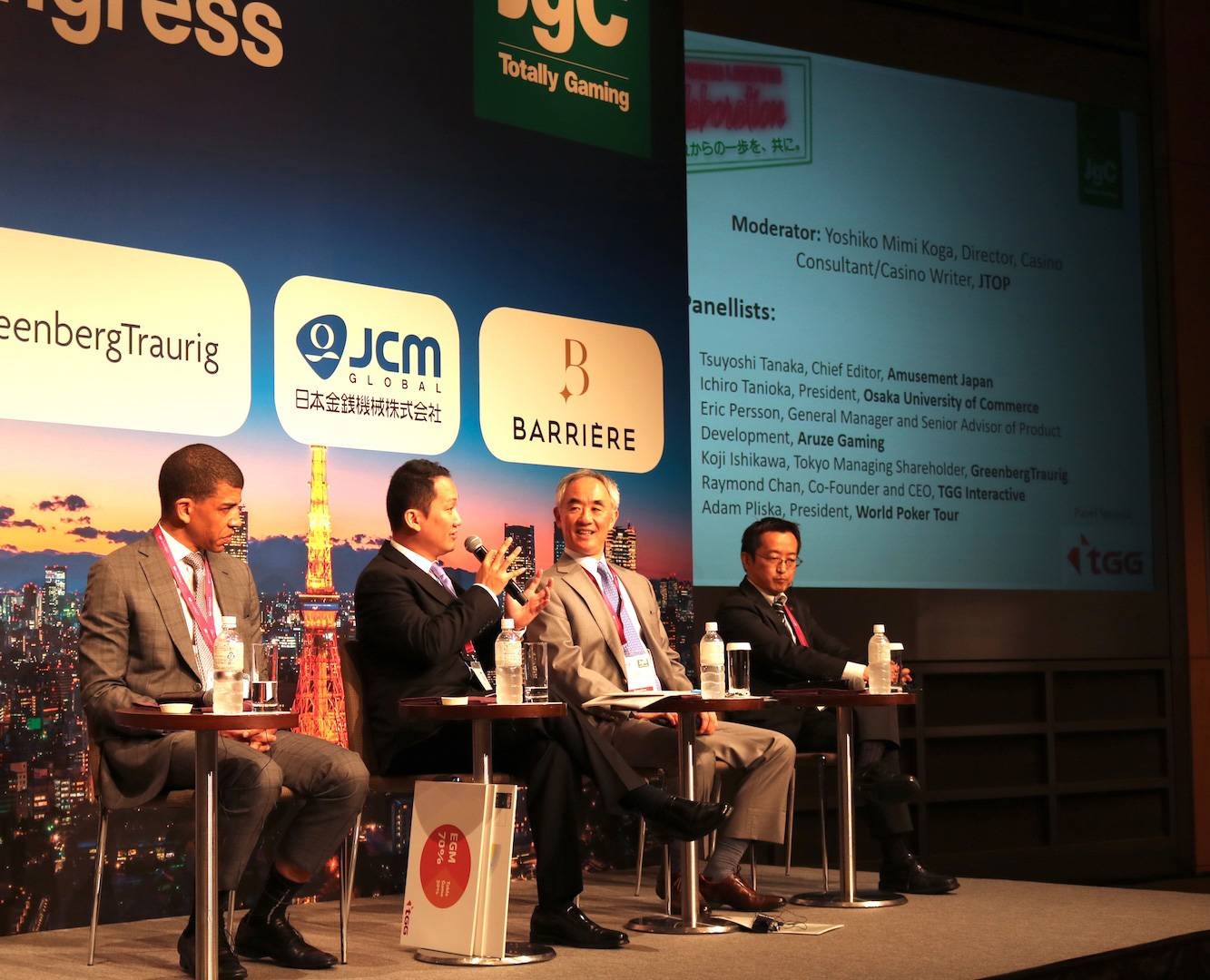 Hong Kong's TGG joining 420 Global CEOs and Executives in Japan Gaming Congress 2017