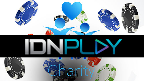 IDNPLAY to host annual poker charity event and industry party on G2E Asia week.