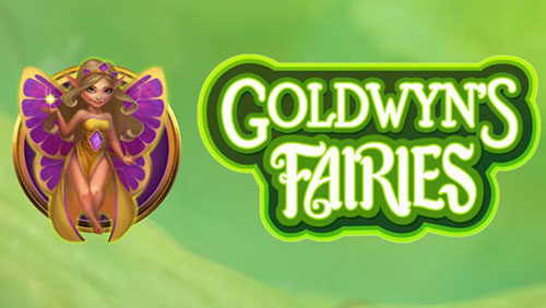 Just For The Win (JFTW) set to release their first ever game, Goldwyn's™ Fairies, to Microgaming and Quickfire operators