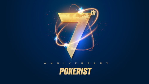 Kamagames marks the 7th anniversary of its flagship title Pokerist with continued strong global growth