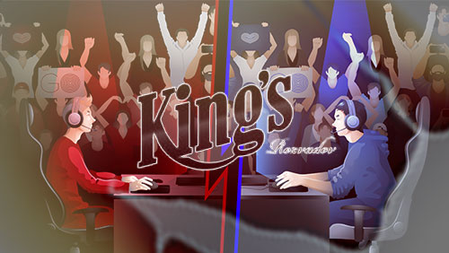 King's Casino enter esports business with Kings Poker Gamers Contest