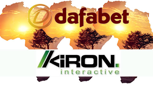 KIRON INTERACTIVE SECURES AFRICA EXPANSION WITH DAFABET