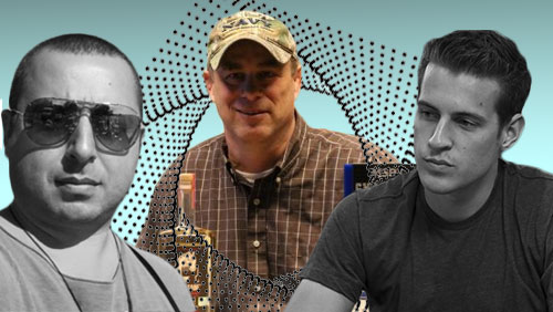 Live Tournament Round-Up: Wins For Sorrentino, Timex, and Wadekamper