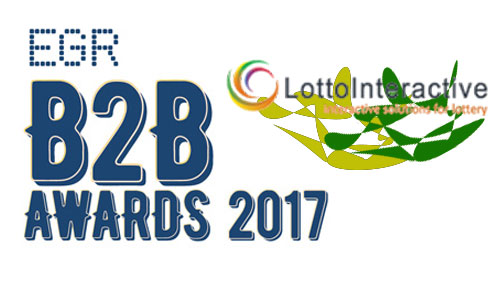 LottoInteractive a double finalist at prestigious EGR B2B Awards