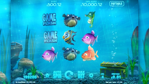 Magnet Gaming reveals new Fish Tank slot