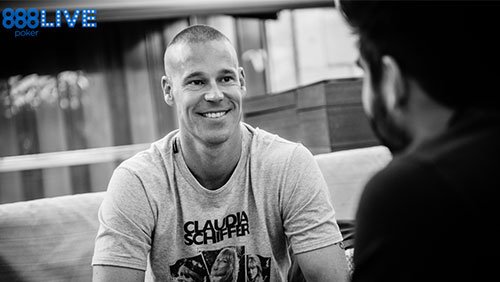 Patrik Antonius on keeping it real as a Dad and giving back to poker